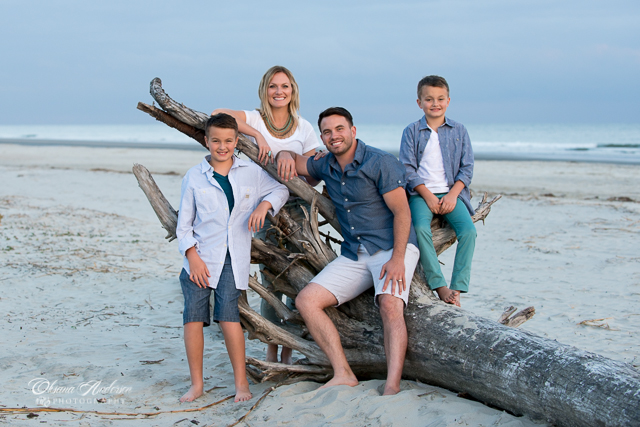 Beaches of Charleston SC professional photographer