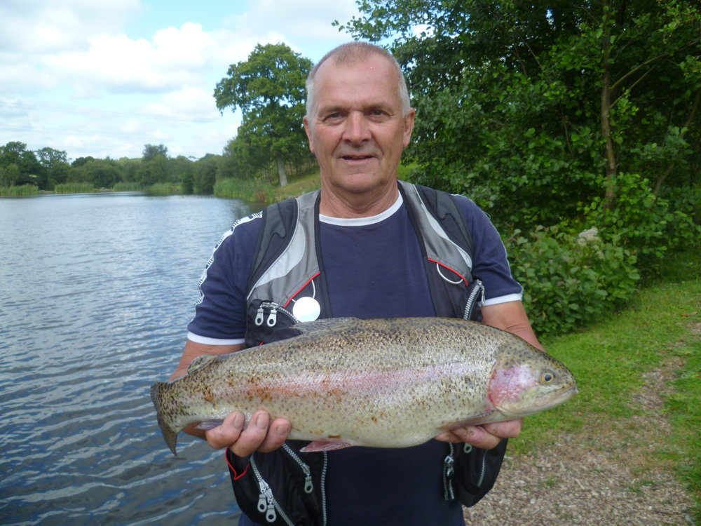mr waters was pleased he came to brick farm lakes