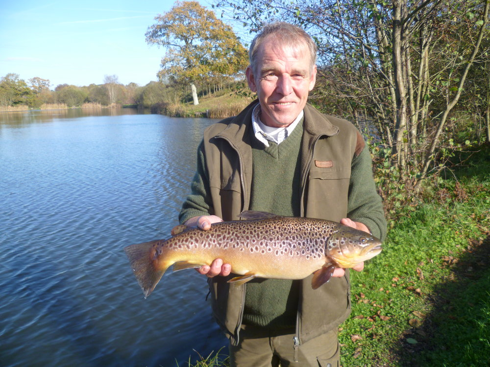 tim scotford-smith and another beautiful brown in november