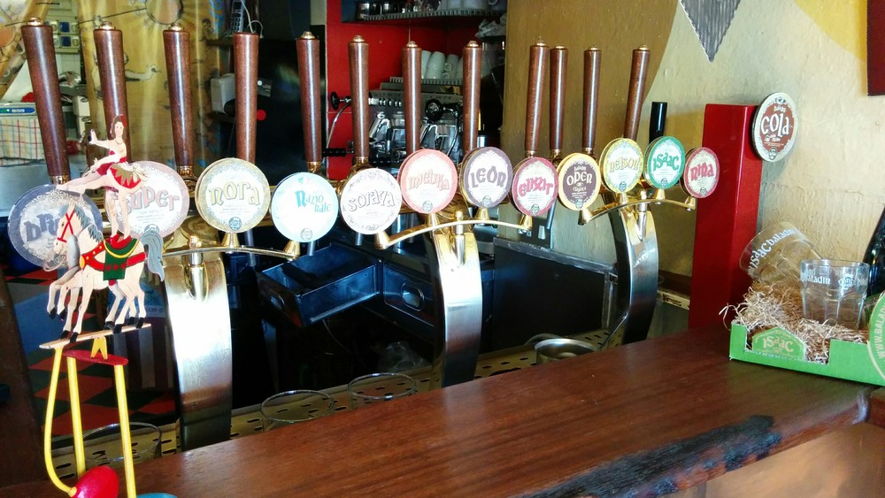 le baladin beers on tap