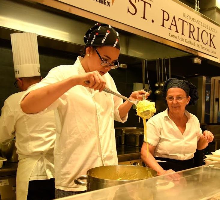 Carbonara da St. Patrick (Lazio)