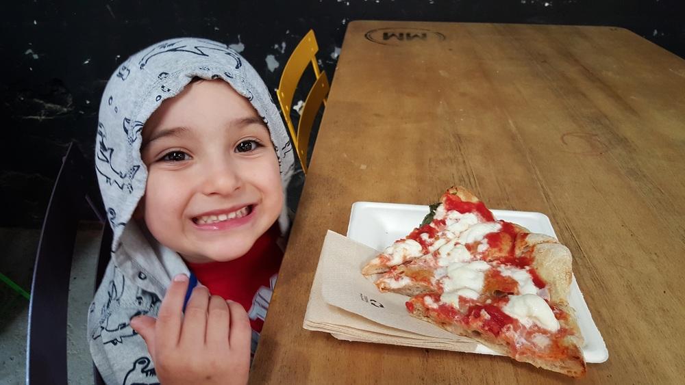 La pizza del MamaPetra