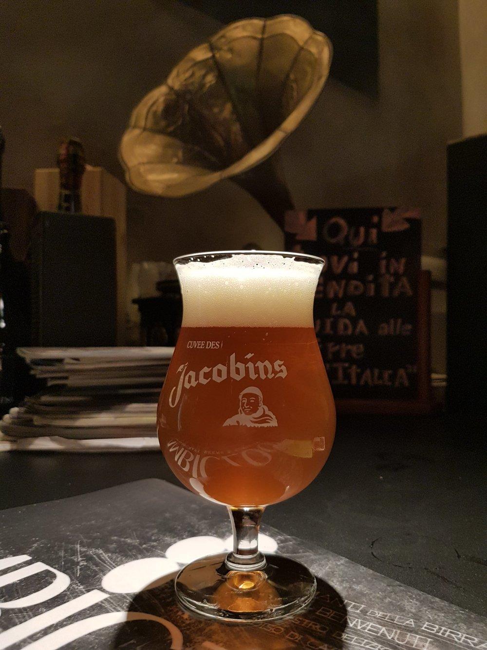 Sour Belgian Ale:  Cuvée De Ranke