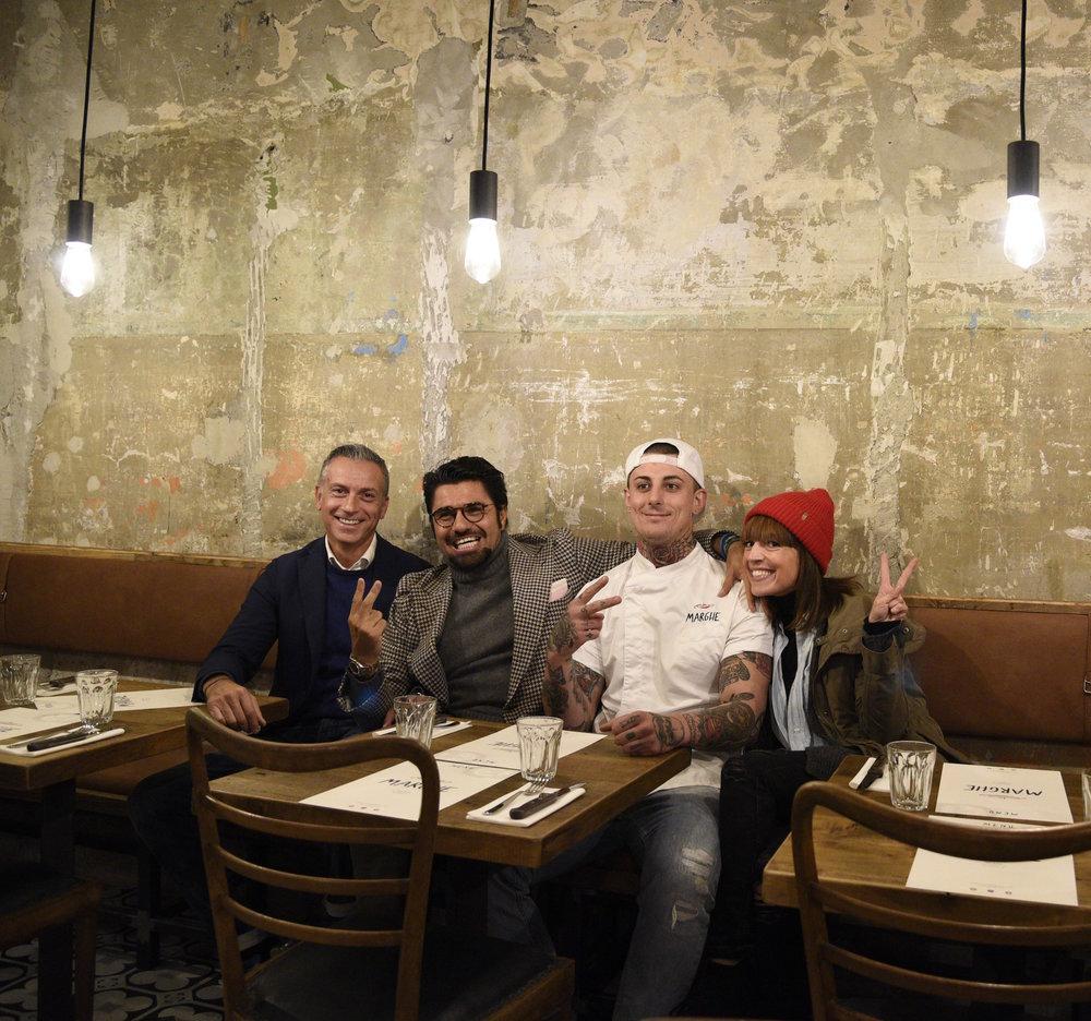 Pizzalovers Srl: Paolo, Andrea, Matteo e Ilaria