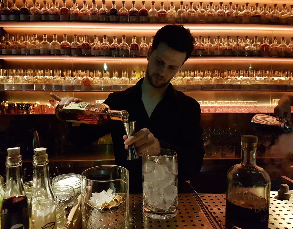 dario pouring manhattan.jpg