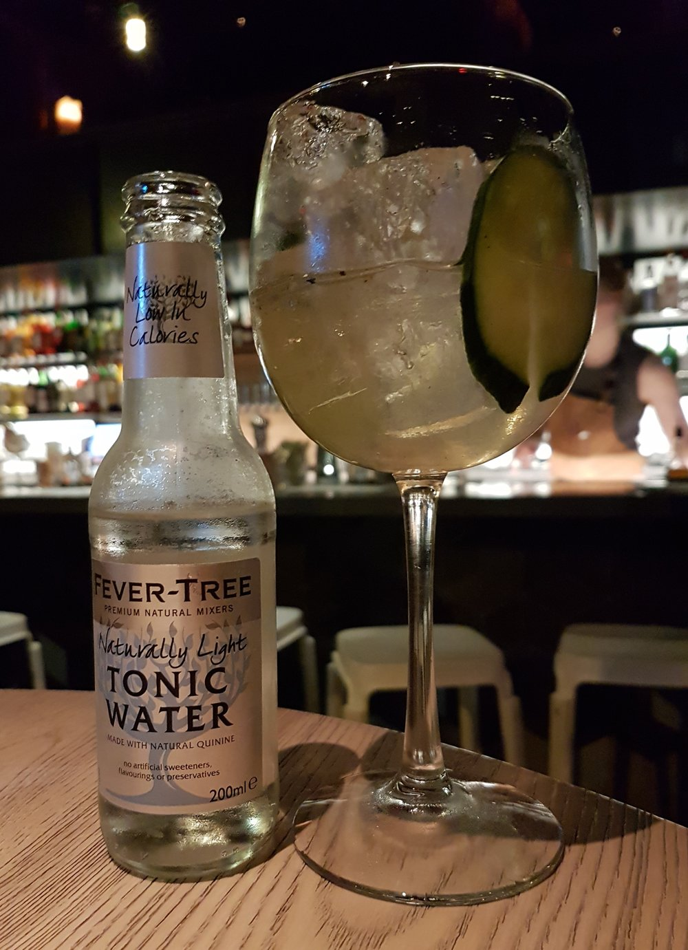Cascadian Gin and Tonic