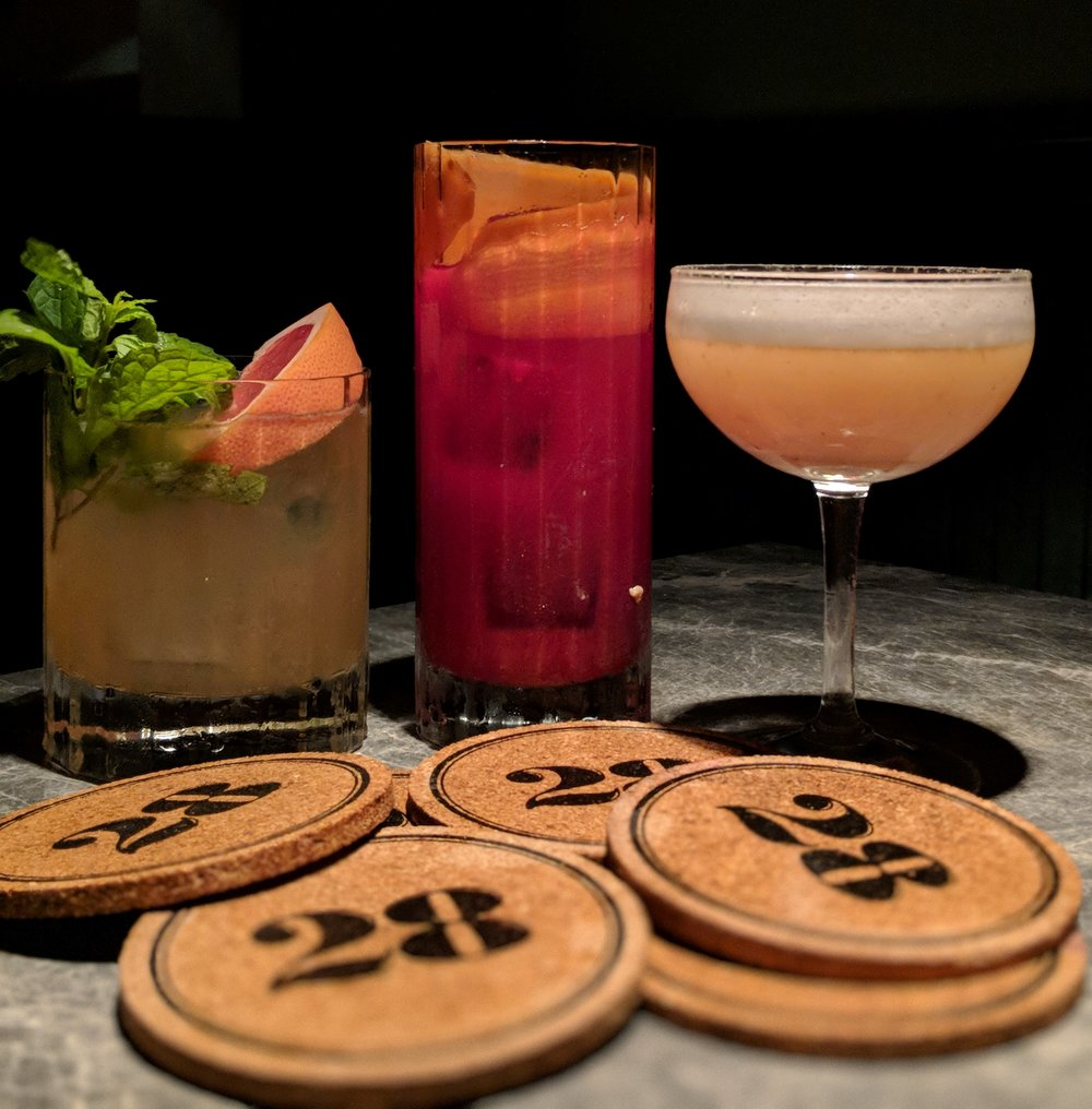 New drinks at 28