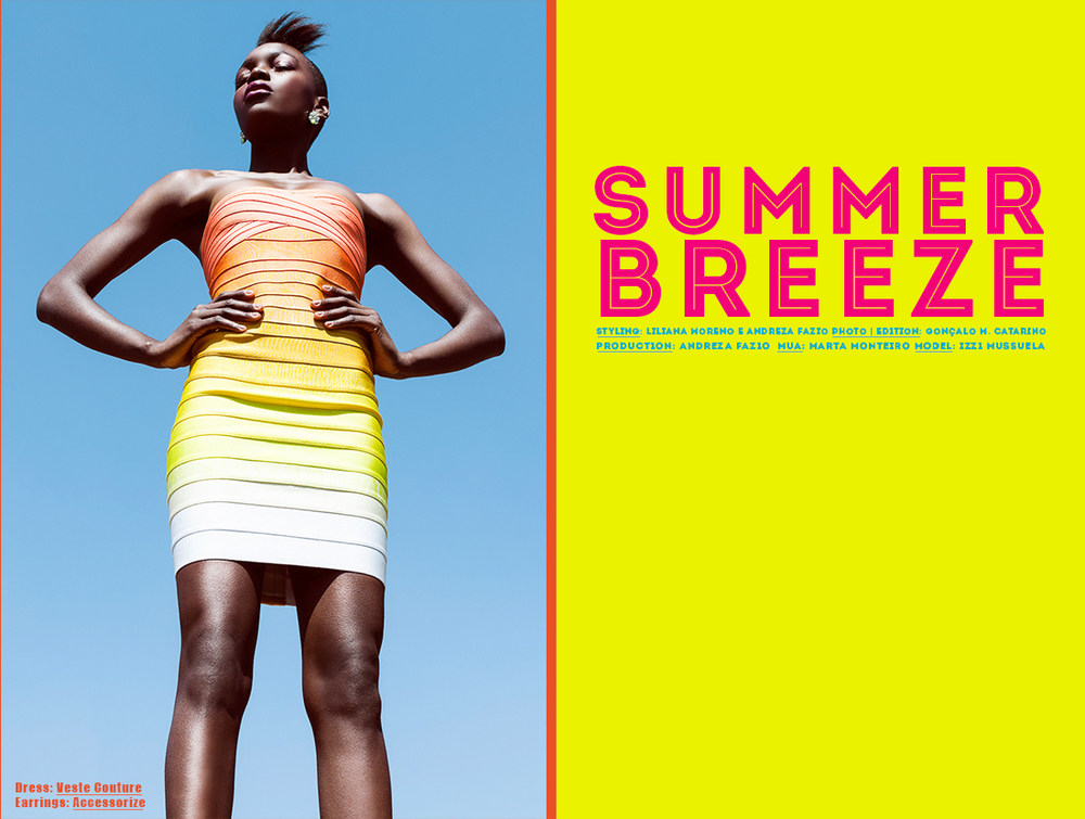 """Summer Breeze"" for The Trend Hunters (Portugal)"
