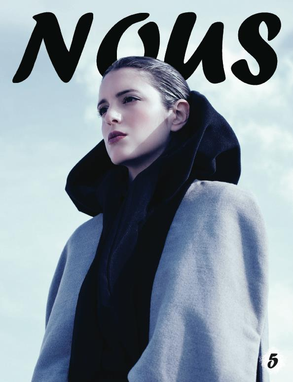 """Wasteland"" cover and editorial for NOUS Magazine (USA)"