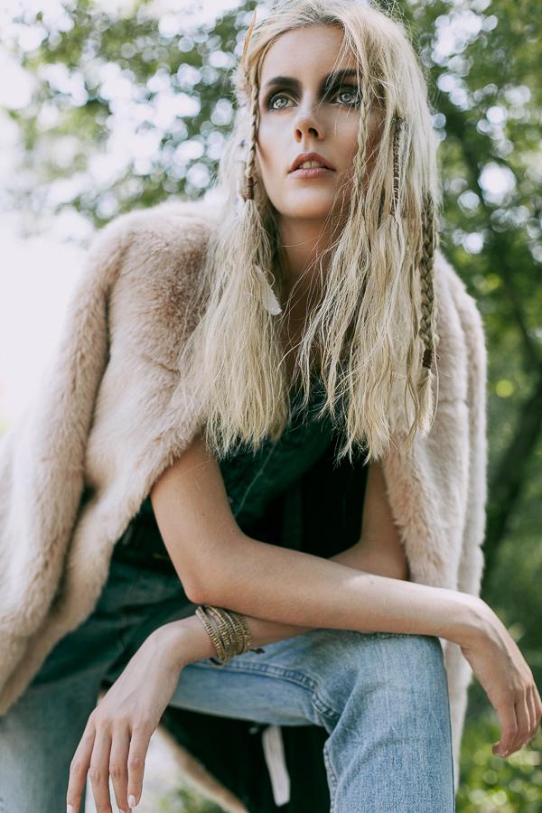 Hanka A. @ Just Models