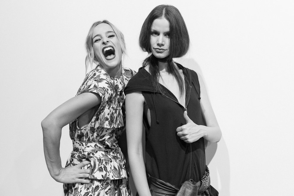 Sara Prata and Joana Hamrol @ L'Agence