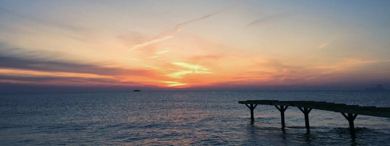formentera sunset