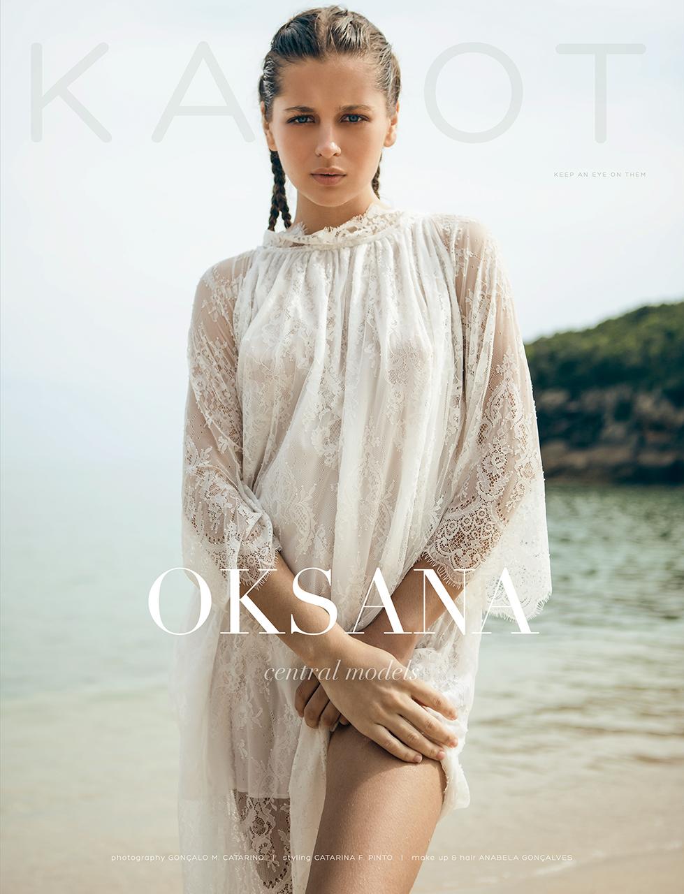 oksana central models
