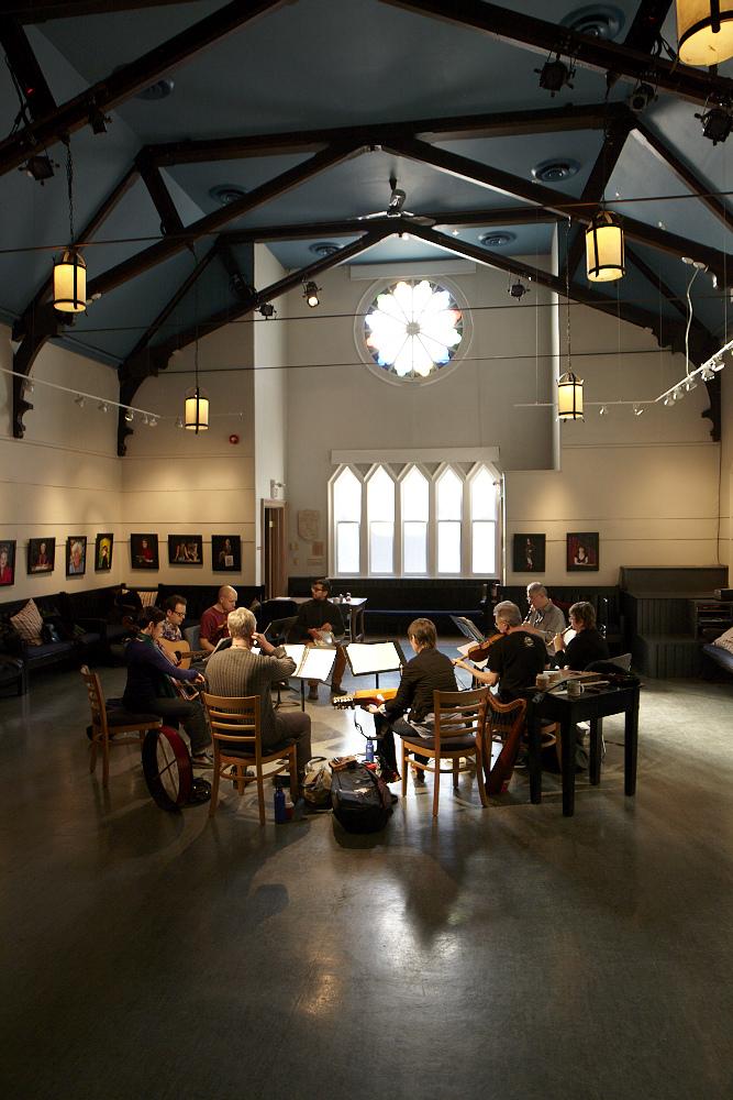 Ensemble Polaris at Heliconian Hall