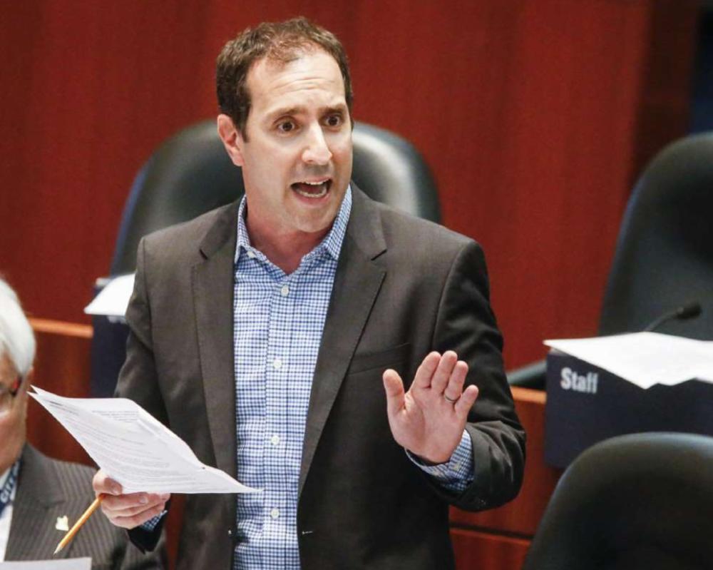 Toronto Councillor Josh Matlow