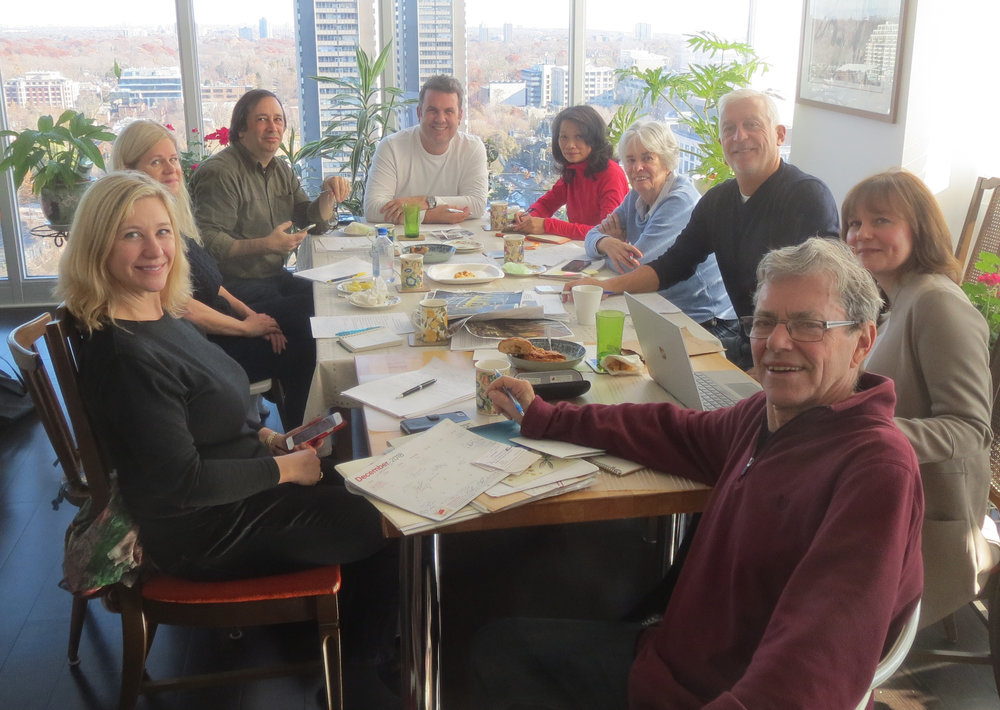 The abc neighbourhood is fortunate to have such a dedicated board of directors who look after our interests.