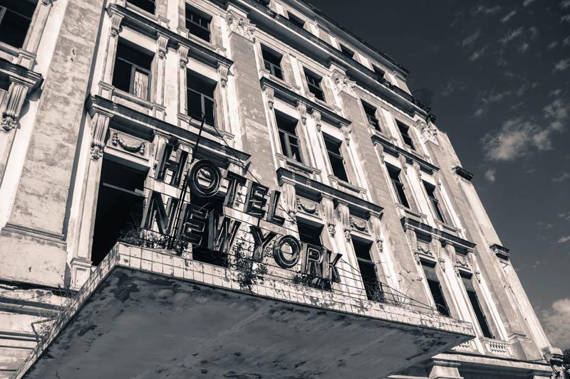 New York Hotel, Havana, Cuba (2011)