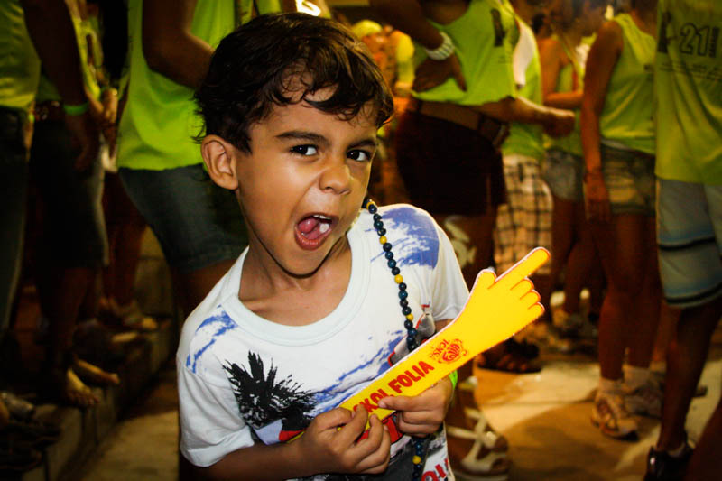 Salvador, Brazil (Carnaval 2009)