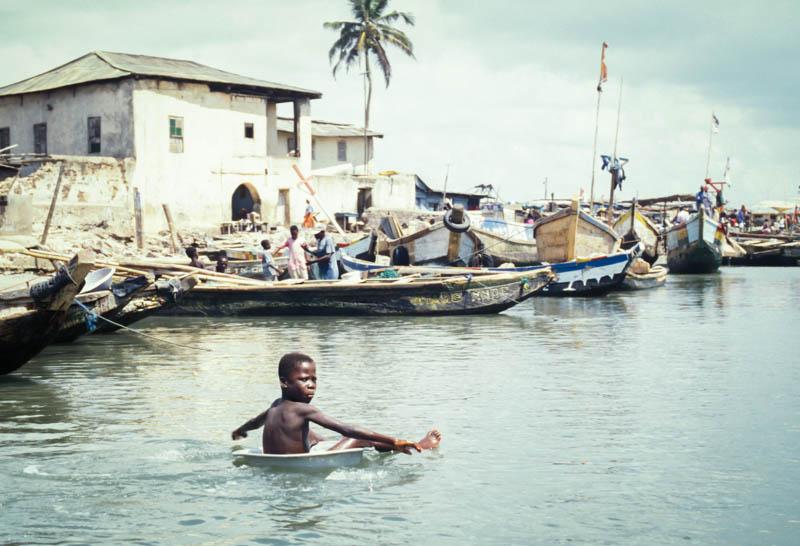 Cape Coast, Ghana (1999)