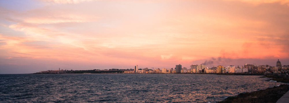 Malecón de la Habana, Cuba (2013)