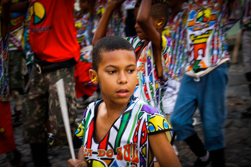Olodum Salvador, Brazil (2009)
