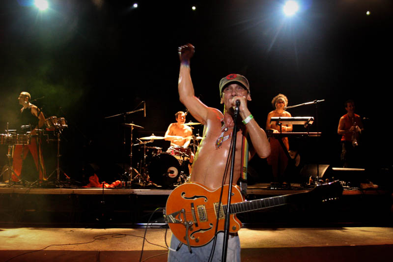 Manu Chao Salvador, Brazil (2009)