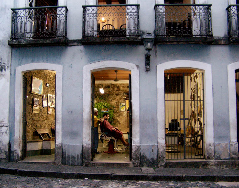 Barber Shop Pelourinho (2008)