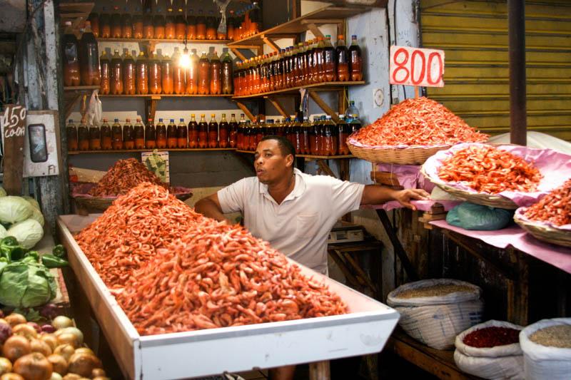 Dried Shrimp Feira de São Joaquim (2009)