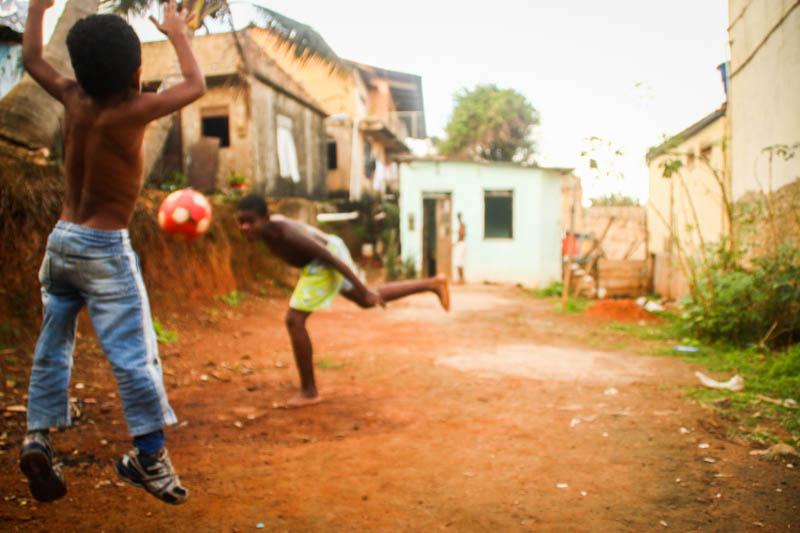 Futebol no morro (2009)