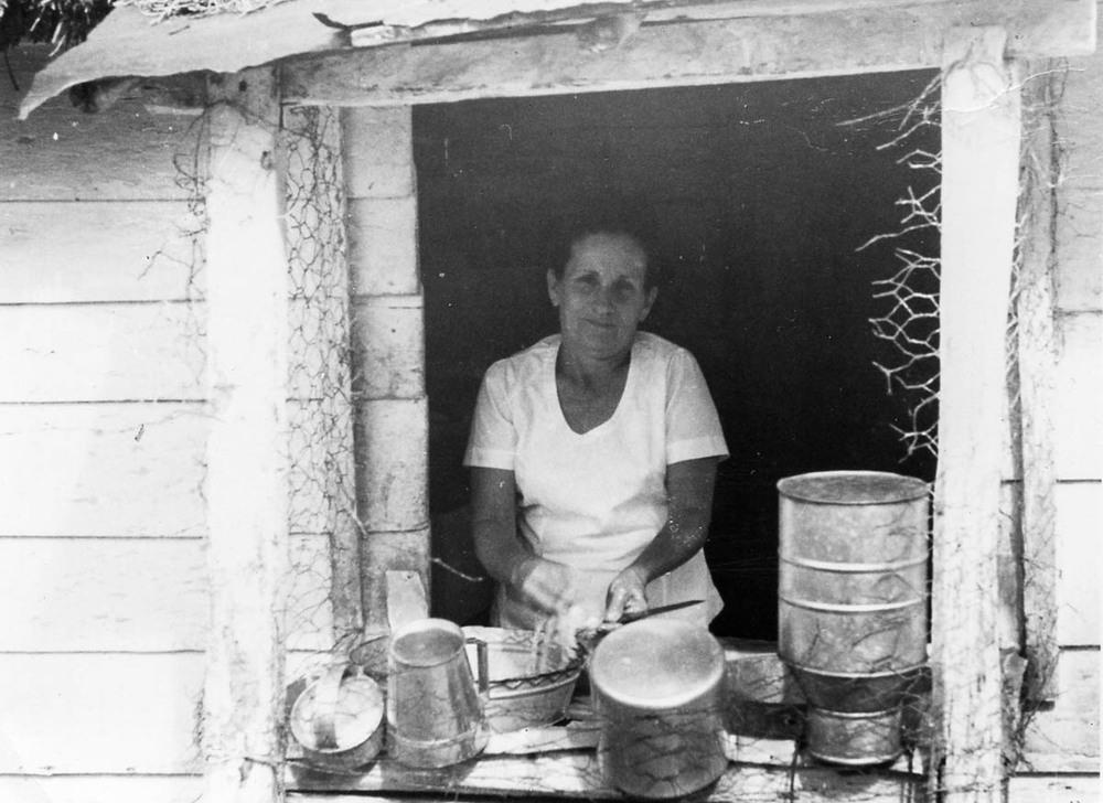 Tomasa Vasconcelos, circa 1980