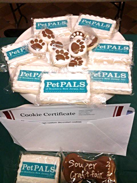 Raffle donation for Pet Pals of Southern NJ