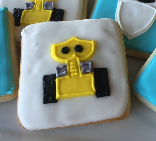 Wall E Cookies District Desserts