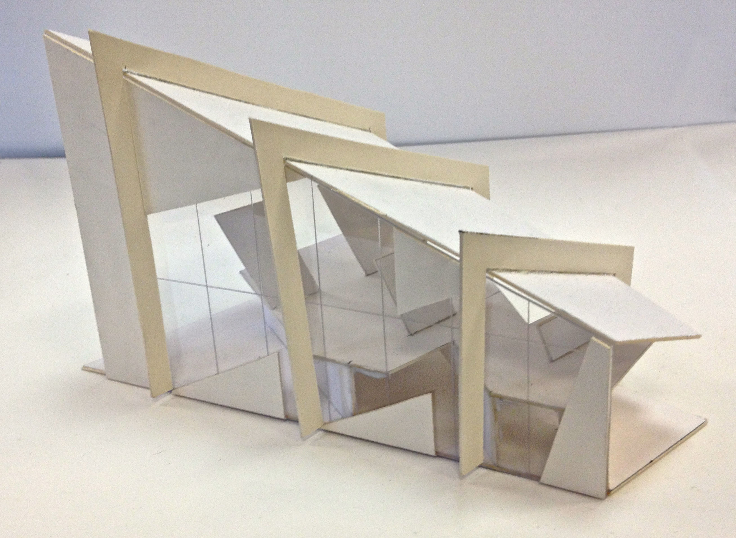 Studio Process Work Study Models Jeff Sargis