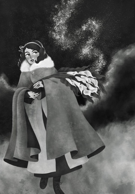 Calla Lilies (Past Life #3), 2017