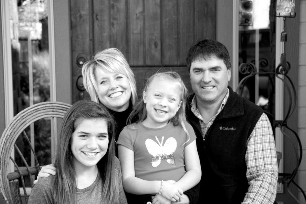 Presley, Holly, Shae & Michael