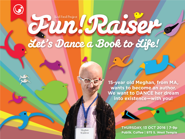 2016 fun raiser let s dance a book to life red fred project