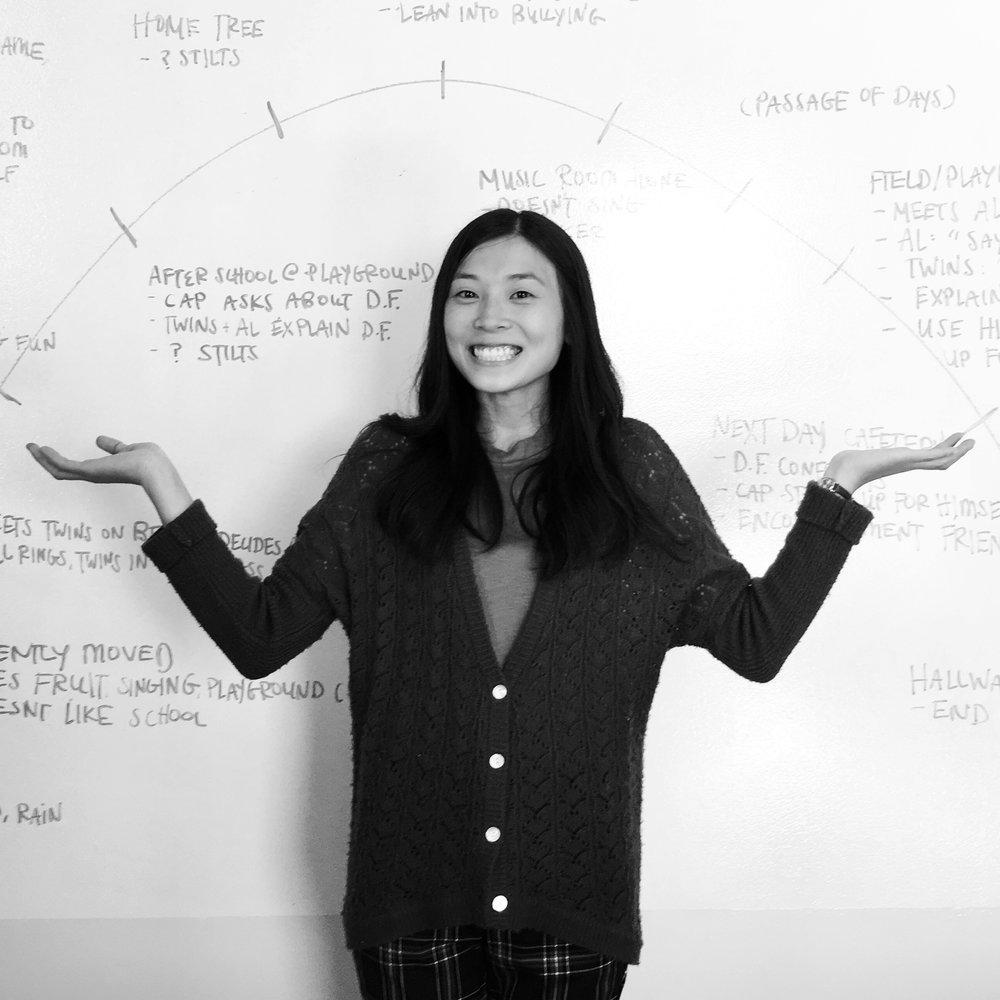Joy Hee-Hyang Goh - Sep-Dec 2016–BFA Graphic Design, University of Utah