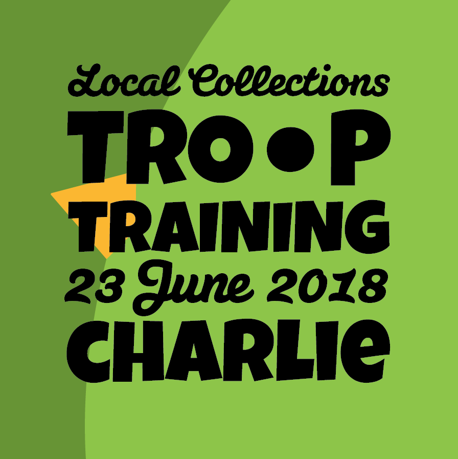 Troop Training: Charlie Co. - 23 June 2018--We are looking for 5 more Troops to join our book-making adventures with kiddos in Salt Lake City. Submit your information via our website ( redfredproject.com/local-collections ) to join or create your own Troop and we'll be in touch.