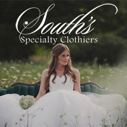 South's Specialty Clothiers Boone Mall  1180 Blowing Rock Road Boone, NC 828-264-8977 southsclothiers.com