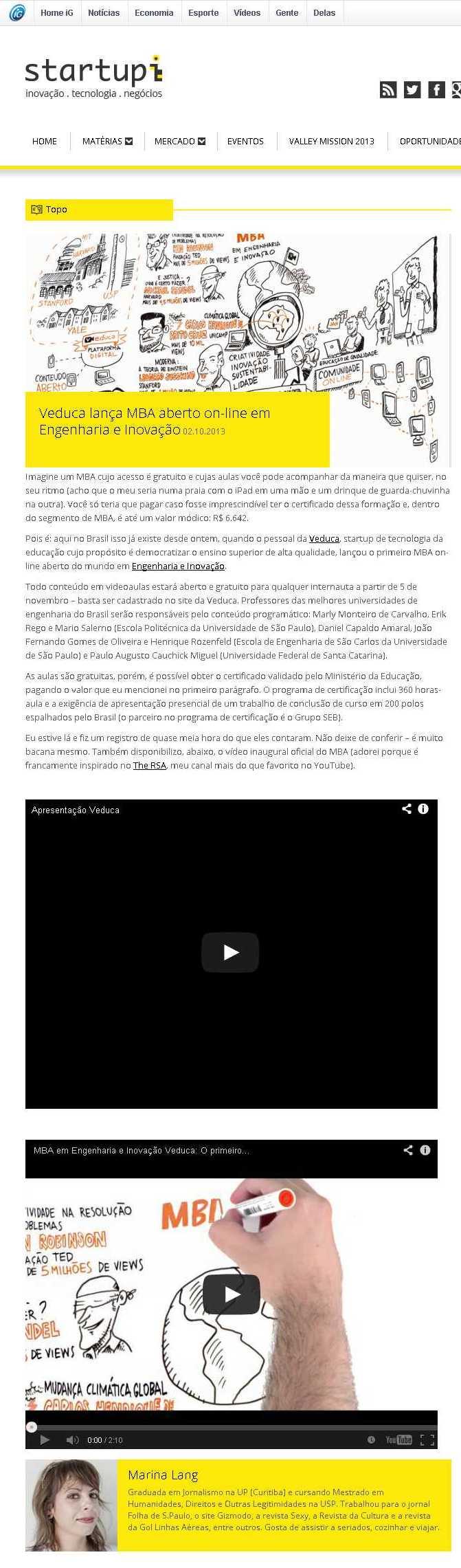 02.10-STARTUPI Veduca lança MBA aberto on-line em Engenharia e Inovação.jpeg
