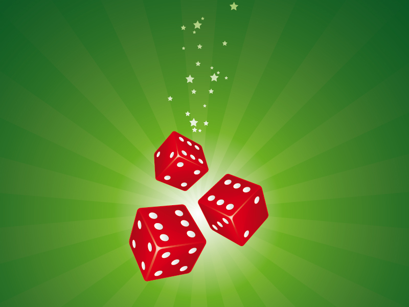 How to create a Glossy Dice in Adobe Illustrator