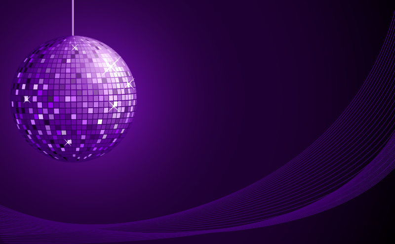 Creating a realistic disco ball in Adobe Illustrator