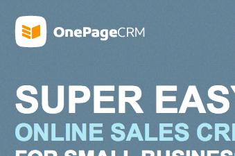 OnePage CRM