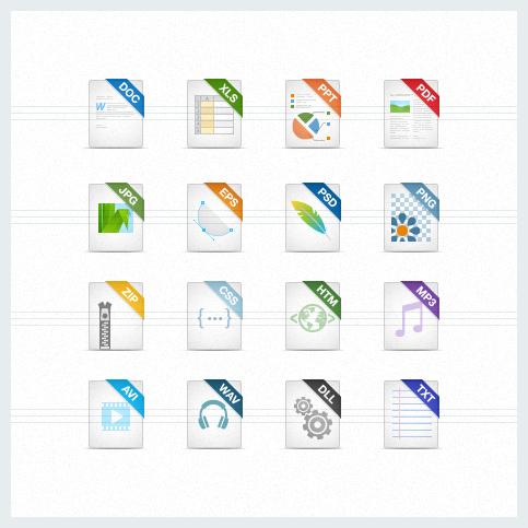 how to set icon to file type python