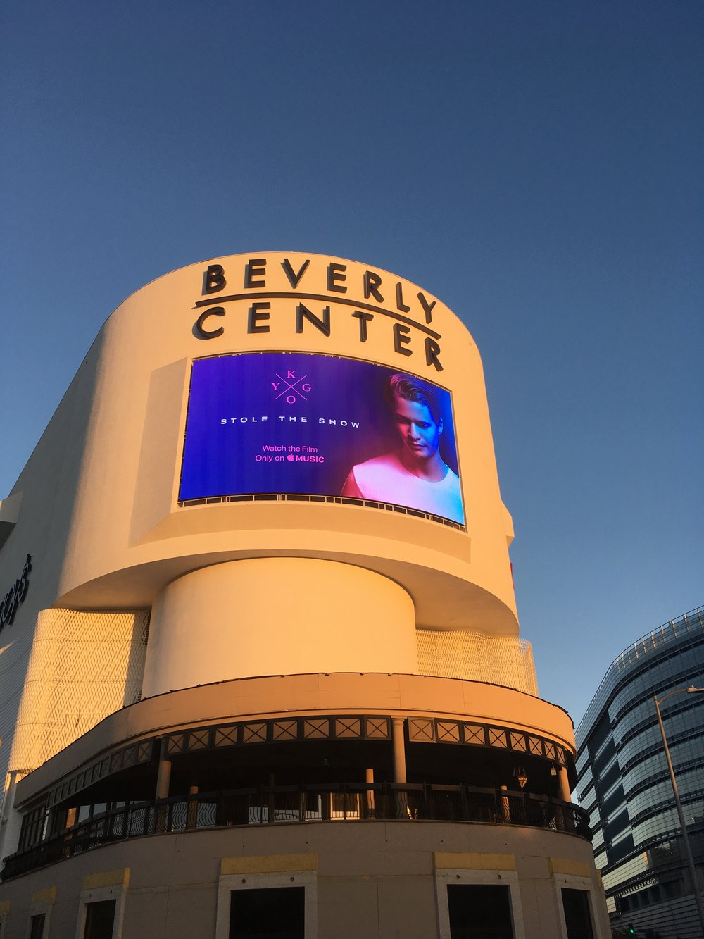 - Los Angeles, Beverly Center