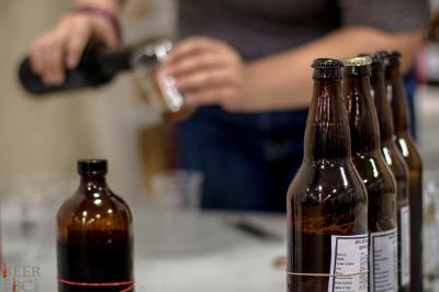 BC Beer Awards 2015 Judging at Direct Tap. Photo Credit: BeerMeBC