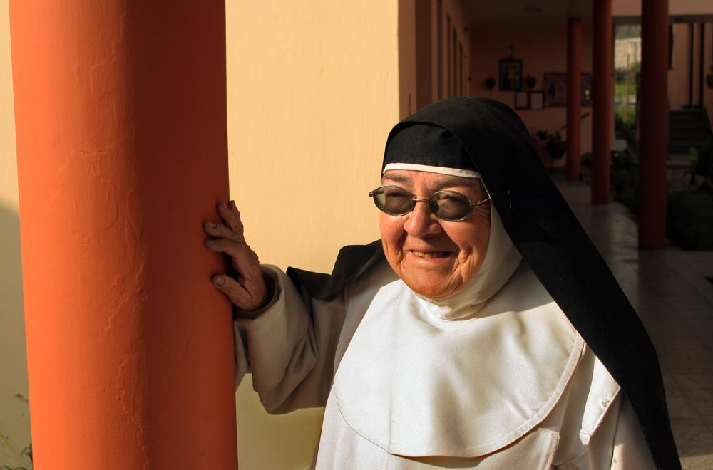 Sister Consuelo de Jesus.