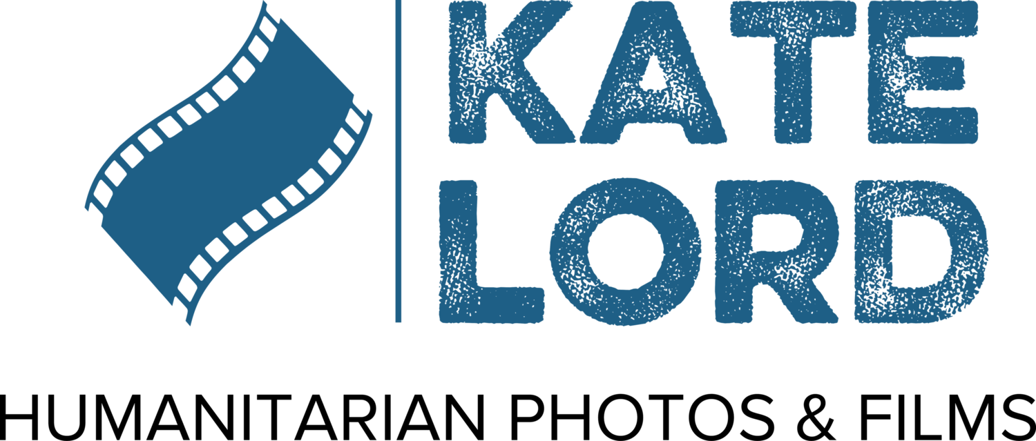 Kate Lord: Humanitarian Photographer and Filmmaker