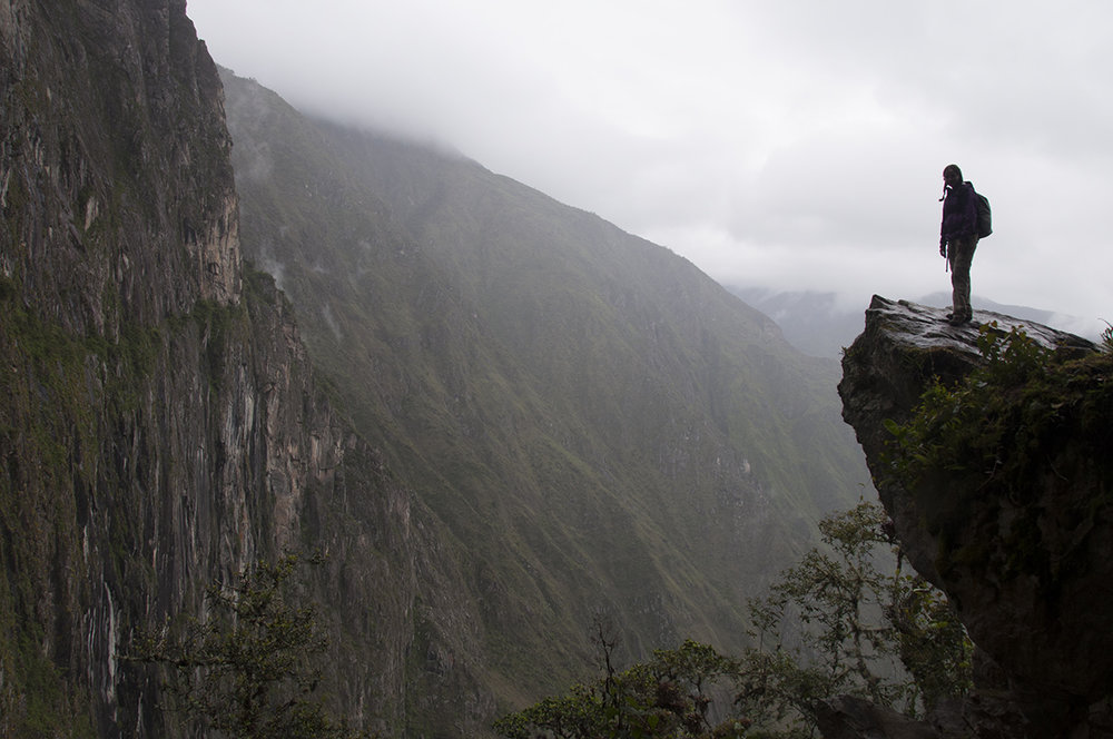 Photograph by Roberto Zoia; Machu Picchu, Peru
