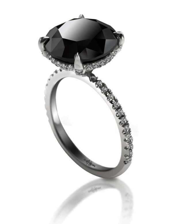 THE CARRIE RING - GET IT NOW ON PRECIOUS 7